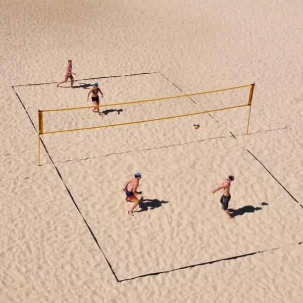 Beach volley La Grande-Motte